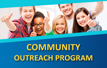"Community Outreach Programs ""Loves breaks Down Barriers"""